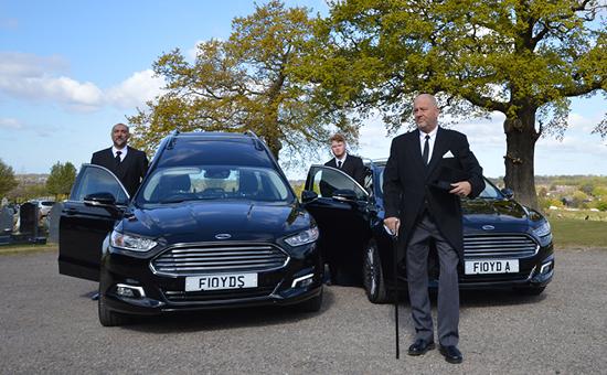 Floyd & Son cars for hire